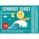 LEMONILY VANILLY comestible concentrate